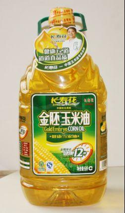 长寿花玉米油
